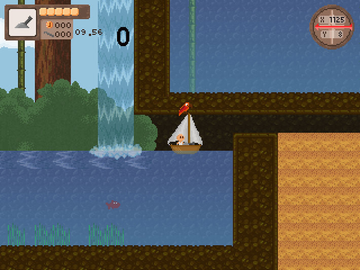 Treasure Adventure Game game picture